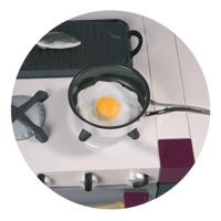 Золотой Теленок - иконка «кухня» в Красном Куте